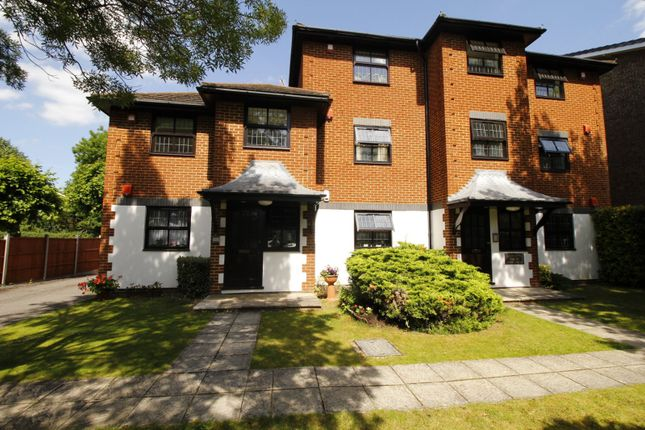 Thumbnail Flat for sale in Stirling Court, 36 Lovelace Gardens, Surbiton, Surrey