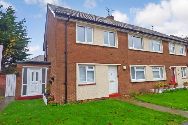 Thumbnail Flat to rent in Seafield Road, Blyth