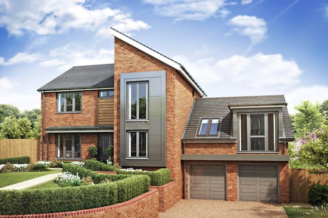 Thumbnail Detached house for sale in Church Lane, Crossway Green, Nr Hartlebury
