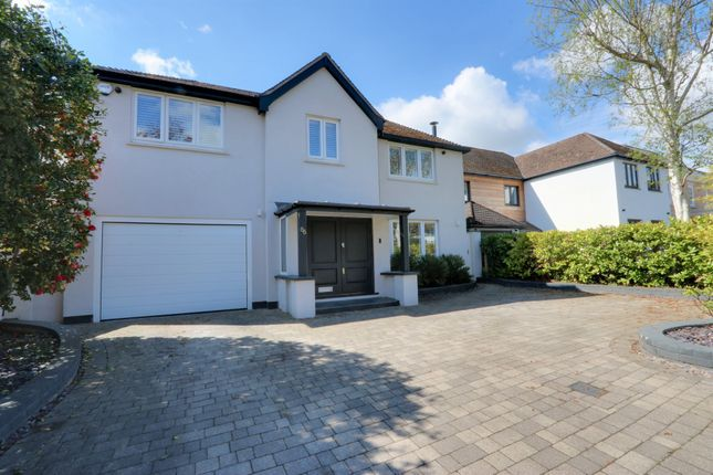 Thumbnail Detached house for sale in Warren Road, Leigh-On-Sea