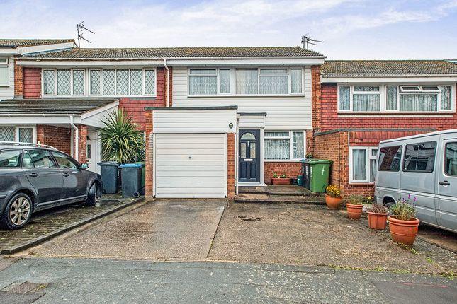 Thumbnail Terraced house for sale in Cleves Road, Woodhall Farm, Hemel Hempstead