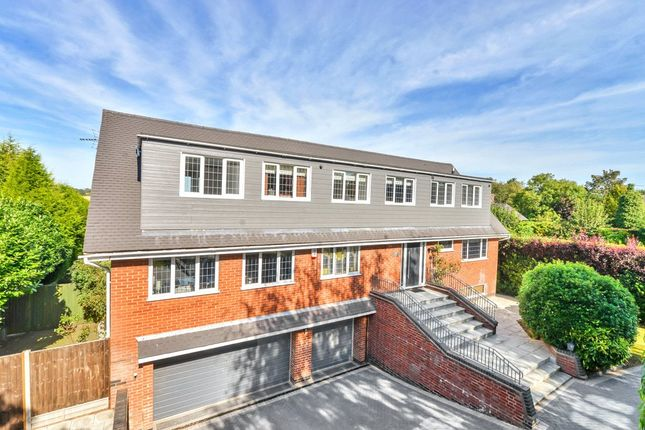 Thumbnail Detached house for sale in Newton Harcourt, Leicester, Leicestershire