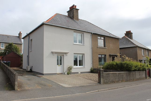 Thumbnail Semi-detached house for sale in Carters Park Road, Kirkwall, Orkney