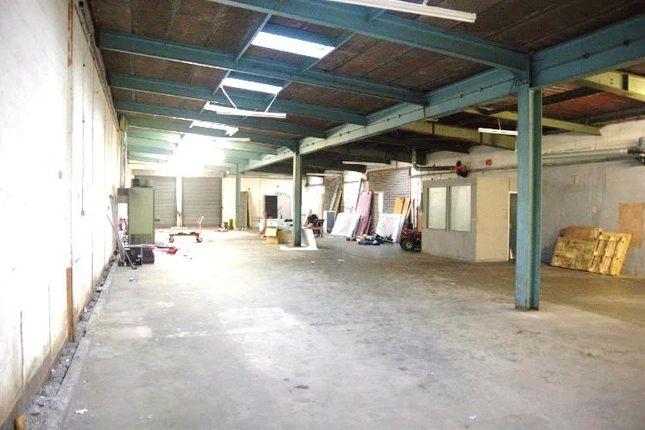 Thumbnail Warehouse to let in Unit 3 Peek House, Venny Bridge Trading Estate, Exeter