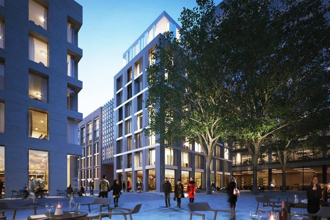 Thumbnail Flat for sale in Barts Square, London Ec1