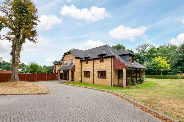 Thumbnail Semi-detached house to rent in Roehampton Gate, Priory Lane, London