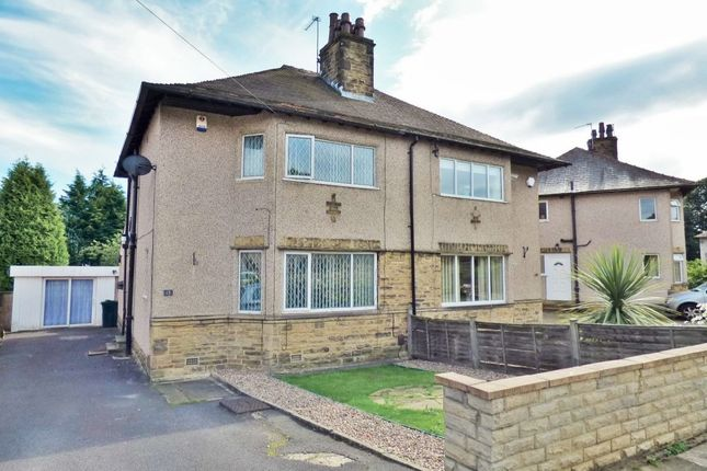 Semi-detached house for sale in Hedge Way, Bradford