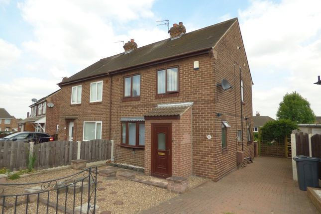 Thumbnail Semi-detached house to rent in Dryden Road, Wath-Upon-Dearne, Rotherham