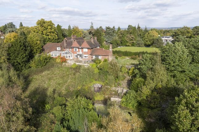 Thumbnail Detached house for sale in Old Avenue, St George's Hill, Weybridge