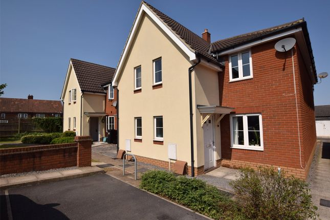 Thumbnail Semi-detached house to rent in Latimer Close, Bristol