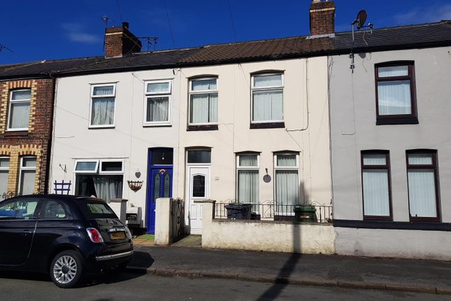 Thumbnail Terraced house to rent in Sutton Road, Wallasey