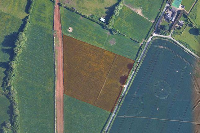 Thumbnail Land for sale in The Marsh, Wanborough, Nr Swindon
