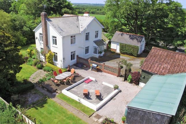 4 bed detached house for sale in Holsworthy