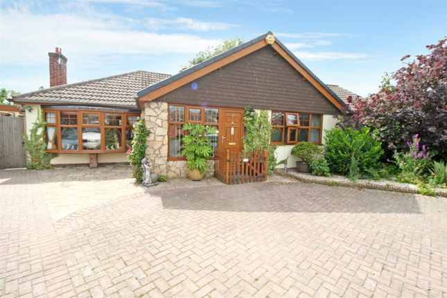Thumbnail Detached bungalow for sale in Buckinghams Way, Sharnford, Hinckley