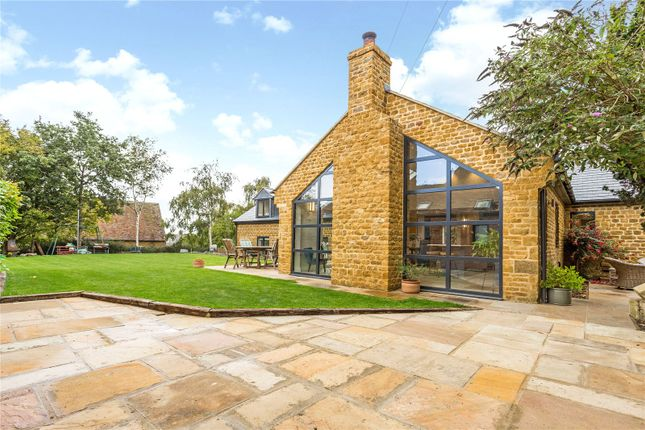 3 bed detached house for sale in The Lane, Hempton, Banbury, Oxfordshire OX15