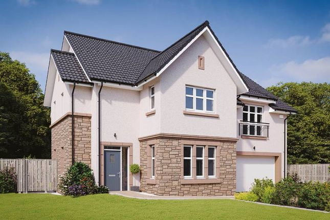 "Thumbnail Detached house for sale in ""The Logan"" at Birdston Road, Milton Of Campsie, Glasgow"