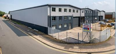 Thumbnail Light industrial to let in London Industrial Park, Whitings Way, Beckton, London