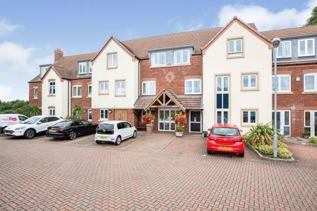 Thumbnail Flat for sale in Salmon Court, Stratford Road, Wellesbourne, Warwickshire