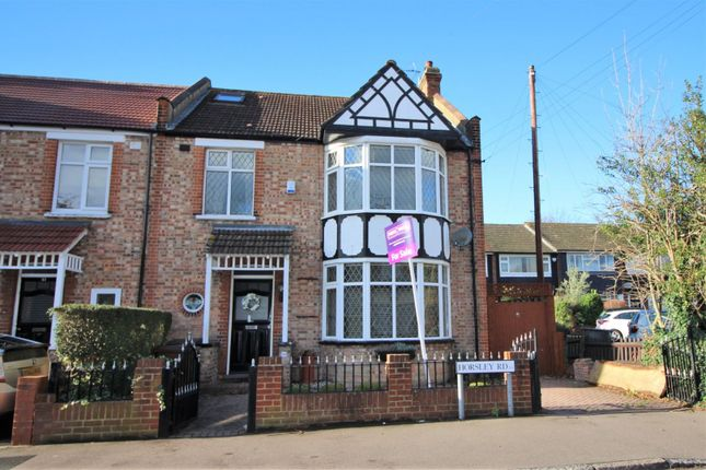 Thumbnail Semi-detached house for sale in Horsley Road, Chingford