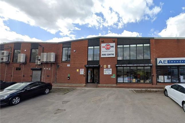 Thumbnail Light industrial to let in Matrix House, Emsley Place, Hunslet, Leeds, West Yorkshire