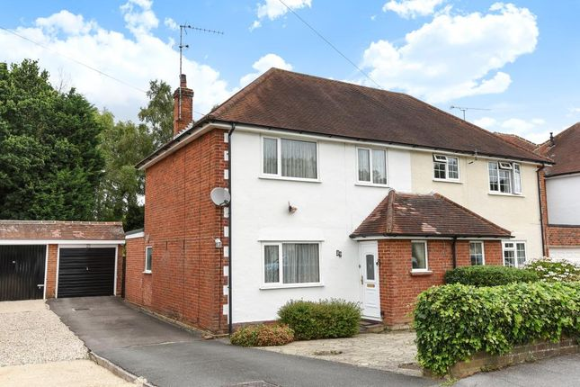 Thumbnail Semi-detached house for sale in Old Pasture Road, Frimley, Surrey