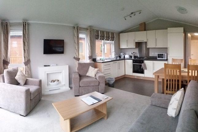 Living Area  of Badgers Retreat Park, Tunstall, Richmond DL10