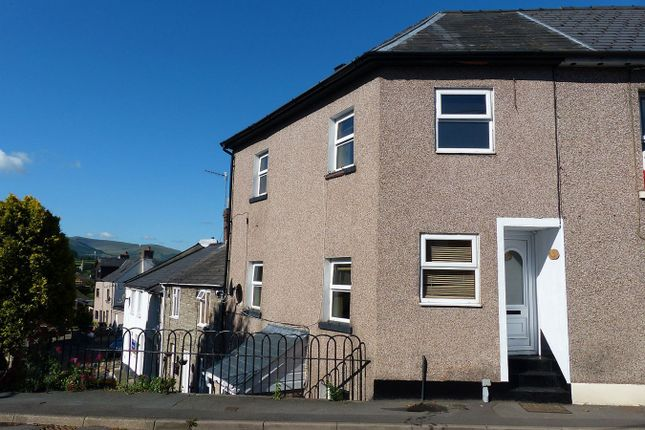 Thumbnail Flat to rent in The Avenue, Brecon