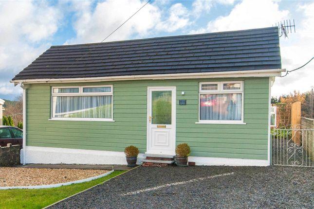 2 bed bungalow for sale in Woodland Road, Ystradowen, Swansea SA9