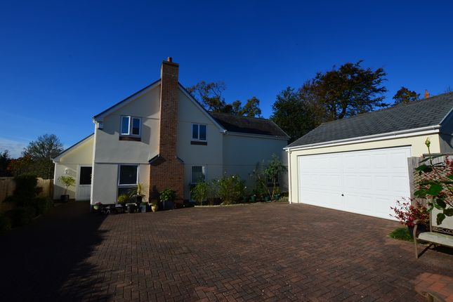 Thumbnail Detached house for sale in Blakes Hill Road, Landkey, Barnstaple