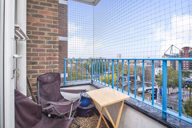Flat for sale in King Charles House, Wandon Road, London