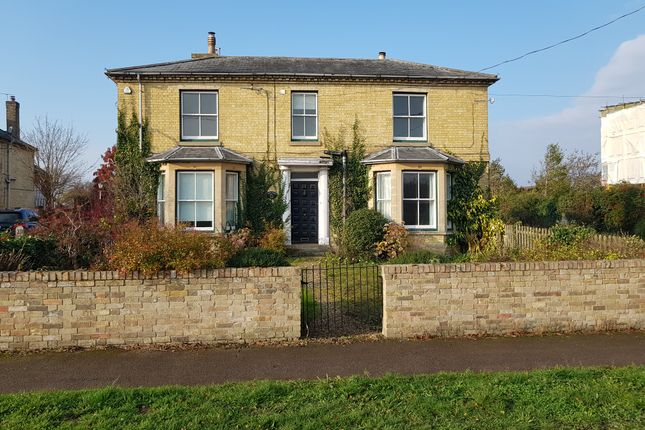 Thumbnail Detached house to rent in Boxworth End, Swavesey