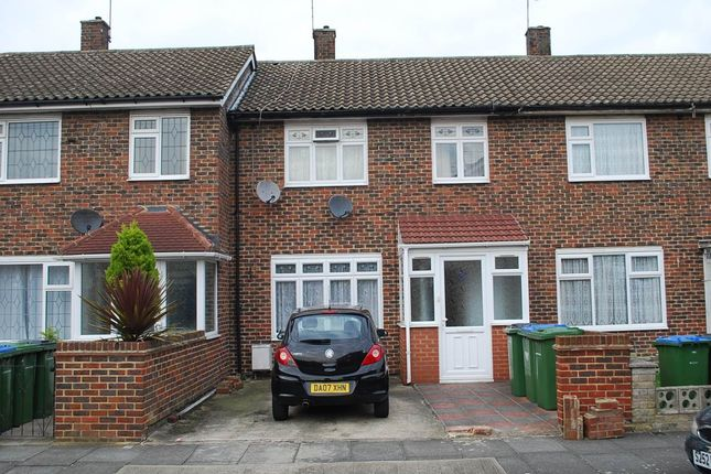 Thumbnail Property to rent in Edington Road, Abbeywood, London