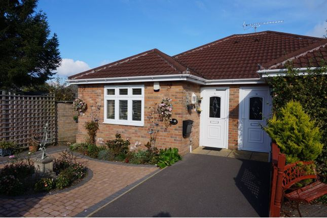 1 bed semi-detached bungalow for sale in Curtis Road, Poole