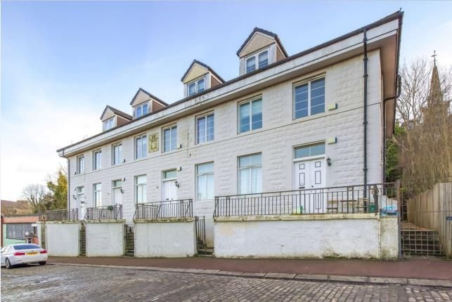 Thumbnail Flat for sale in Hunter Street, Paisley, Renfrewshire, .