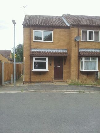 Thumbnail Semi-detached house to rent in Summerfield Drive, Sleaford