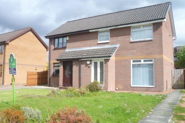 Thumbnail Semi-detached house to rent in Boden Quadrant, Motherwell
