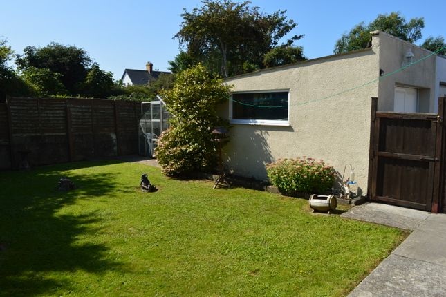 Garden of Fairfield Rise, Llantwit Major CF61