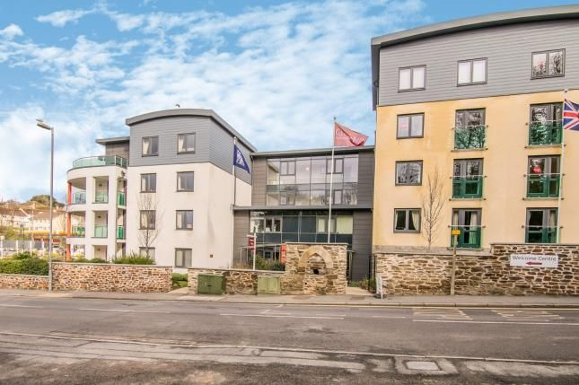 Thumbnail Flat for sale in St. Clements Hill, Truro, Cornwall