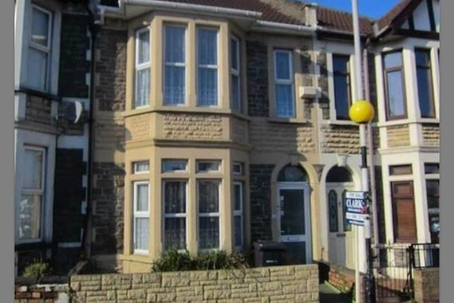 Thumbnail Terraced house for sale in Wick Road, Bristol, Bristol