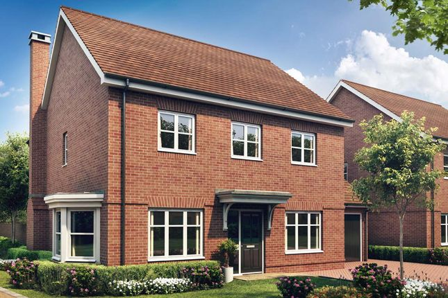 Thumbnail Detached house for sale in The Cole, The Farthings, Randall Road, Leatherhead Surrey