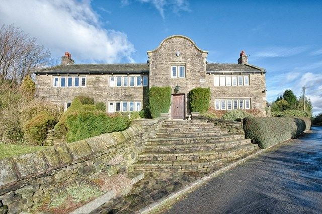 Thumbnail Detached house for sale in Knott Hill Lane, Delph, Saddleworth, Greater Manchester