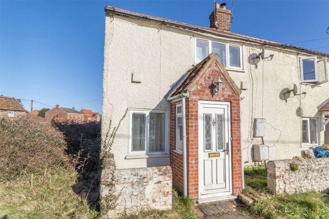 Thumbnail Semi-detached house for sale in Horns Row, Hempton, Fakenham