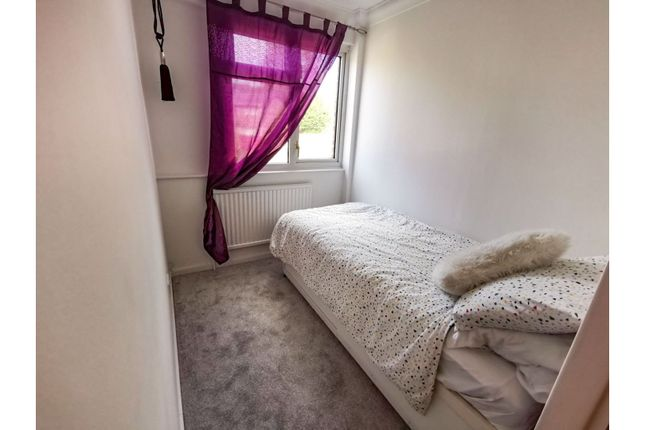 Bedroom Three of Sandpiper Road, Lordswood, Southampton SO16