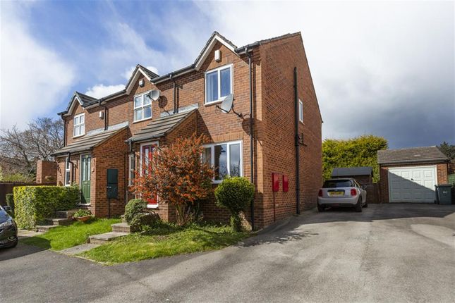2 bed end terrace house for sale in Clifton Court, Dewsbury WF13