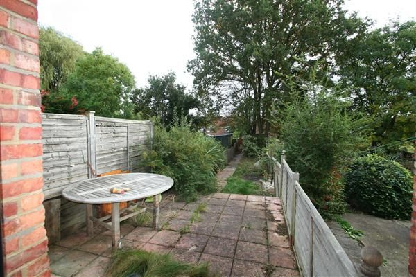 Garden + Patio of Alexandra Road, London NW4