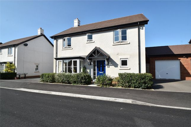 Thumbnail Detached house for sale in Lawnspool Drive, Kempsey, Worcester, Worcestershire