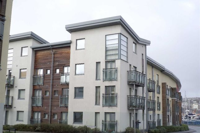Thumbnail Flat for sale in St Stephens Court, Marina, Swansea