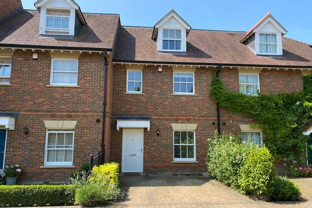 3 bed terraced house for sale in Wethered Park, Marlow, Buckinghamshire SL7