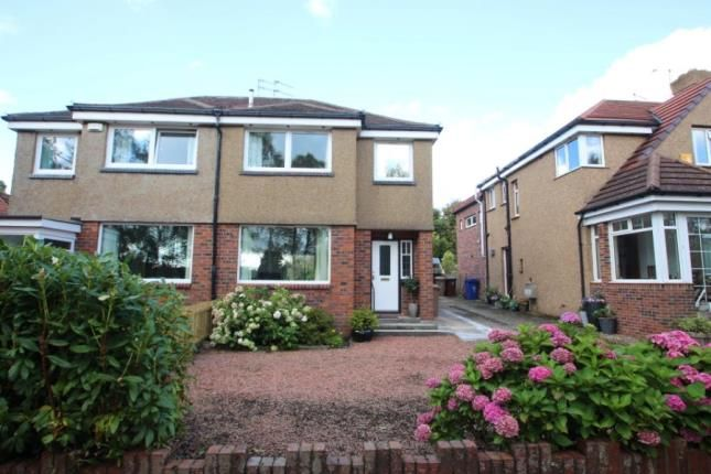 Thumbnail Semi-detached house for sale in The Grove, Greenock Road, Bishopton, Renfrewshire