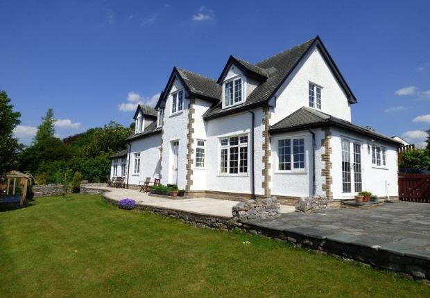 Thumbnail Detached house for sale in Keskadale, Oak Tree Road, Kendal, Cumbria
